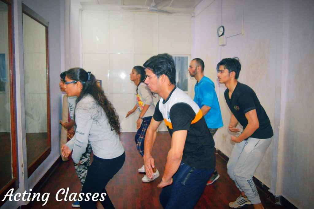 acting classes in delhi